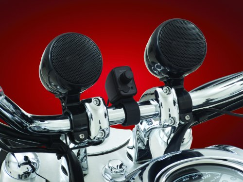 Big Bike Parts Waterproof Bluetooth Sound System Complete with Speakers Best Deal