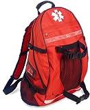 Ergodyne Arsenal 5243 First Responder Trauma EMT First Aid Backpack, Orange