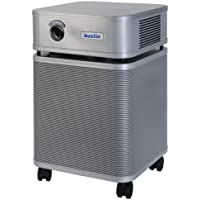Austin Air Bedroom Machine Air Purifier (HM402) - Color: Silver