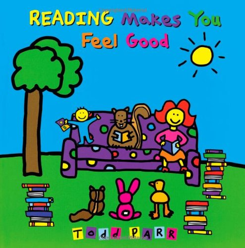 Book Cover: Reading Makes You Feel Good