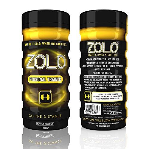 Zolo Personal Trainer Cup, Male Masturbator