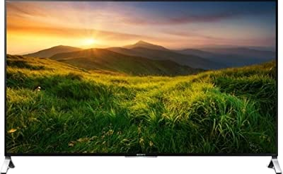 Sony BRAVIA X900C XBR-55X900C 55-inch 4K Ultra HD LED Smart TV with Android TV - 3840 x 2160 - Motionflow XR 960 - 4K X-Reality PRO- Wi-Fi - HDMI (Certified Refurbished)