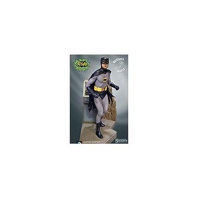 Tweeter Head Batman 1966 Classic TV Series: Batman to The Batmobile Maquette Diorama Statue: Toys & Games
