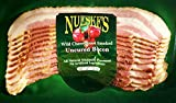 Nueske's Wild Cherrywood Smoked Uncured Bacon 12 oz (3 Pack)