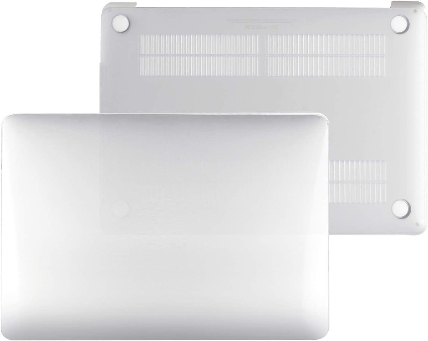 PC Case /Étui Housse de Protection ProCase Coque Antichoc MacBook Air 13 Pouces en 2018 A1932 D/écoup/ée avec Finesse-Noir Cover Mince Simple Translucide Utilisation Optimale