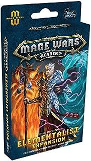 Arcane Wonders ARWACD06 Mage Wars Academy Elementalist Expansion, Mehrfarbig
