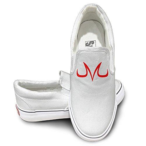 Veep Costume (TAYC Dragon Ball Z Majin Vegeta Fashion Shoes White)