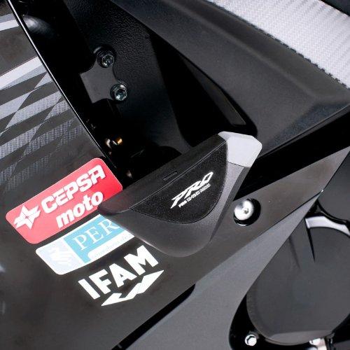 Puig 5686N Black Pro Frame Slider by Puig