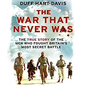 The War that Never Was Audiobook