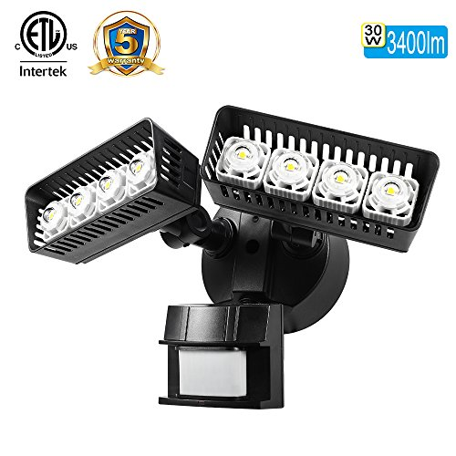 Wire Exterior Flood Light
