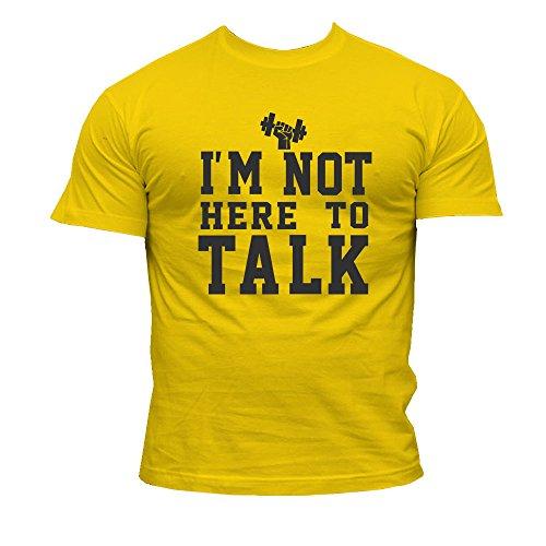 MMA Herren Men's Motivation T-Shirt MT14