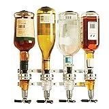 Wyndham House 4-Bottle Liquor Dispenser