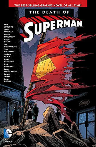 The Death of Superman (Superman Book Comic)