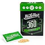 Complete Daily Nutrition Packs for Men - Made Man 360 - Men039s Vitamin Pack Minerals Omega-3s Probiotics Antioxidants and Green Food - 30 Day Supply - High Potency and Bioavailability Discount