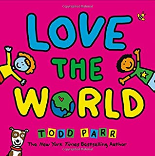 Book Cover: Love the World
