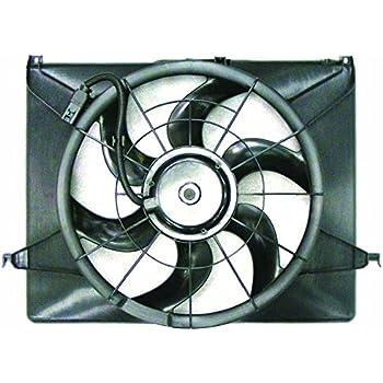 Genuine Hyundai 25386-3K210 Radiator Cooling Fan Motor