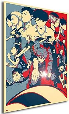 Instabuy Poster - Propaganda Full - Haikyuu (Cartel 70x50 ...