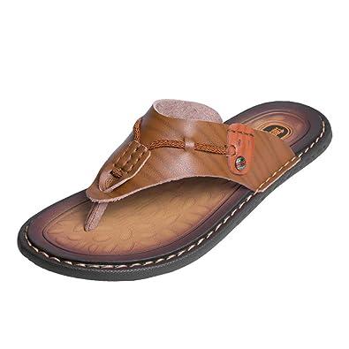 Dunlop Mens Boys Flip Flops Sandals Thongs Beach Shoe Size 6-12