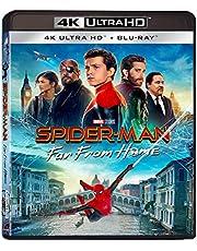 Spider-Man: Far From Home  (4K Ultra HD + Blu-Ray)  (2 Blu Ray)