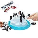 Penguin Pile Up Balance Game For Children