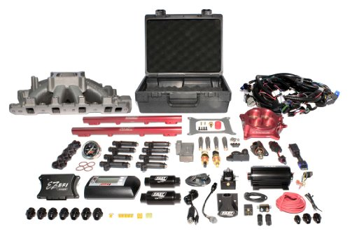FAST COMP Cams 3031302-05EP EZ-EFI Kit (Complete Sbf (Up to 550Hp))