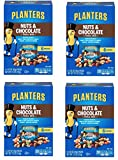Planters Trail Mix, Nuts and Chocolate MandMs, 7.5 Ounce Box each, 24 Bags Total