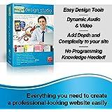 Broderbund 190525 SiteSpinner Pro - Web Design Studio Professional Edition