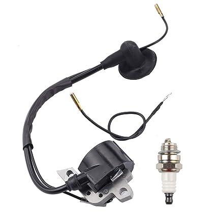 Amazon com: Ignition Coil Module for Stihl MS660 MS460 066