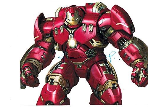 ROBERT DOWNEY, JR. - Iron Man AUTOGRAPH Signed 8x10 Photo F ()