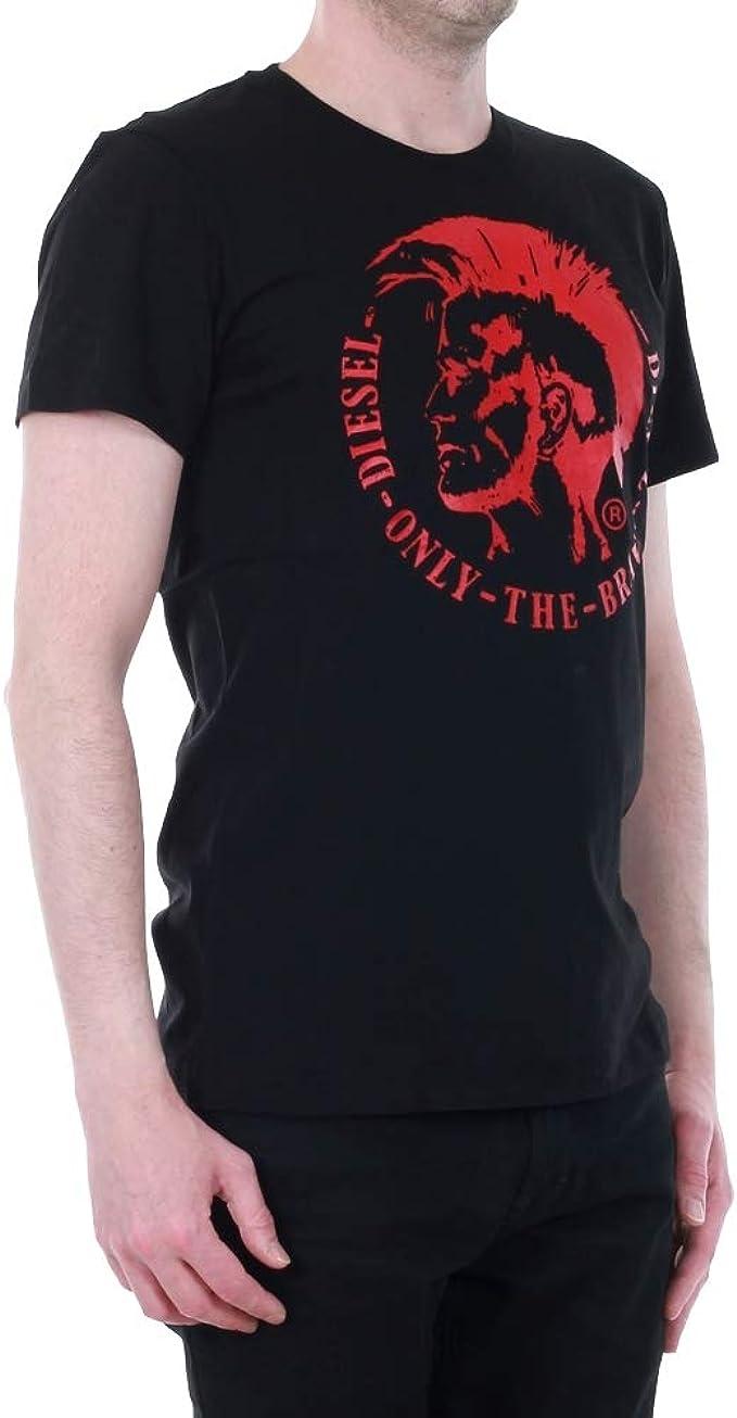 Diesel Hombre Camisetas: Amazon.es: Ropa y accesorios