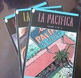LA PACIFICA #1-3 complete series