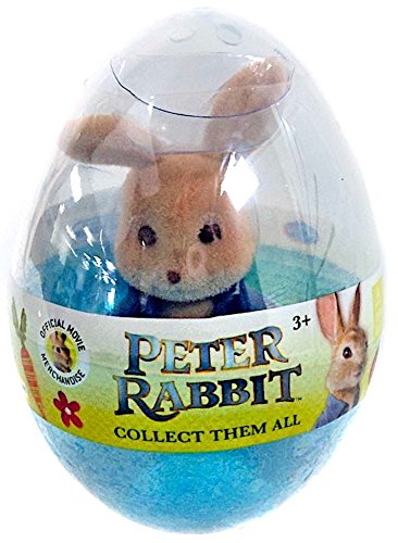 Peter Rabbit Egg Peter Action Figure