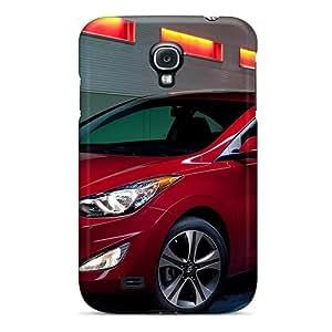 Hot Hyundai Elantra Coupe 2013 First Grade Tpu Phone Case For Galaxy S4 Case Cover