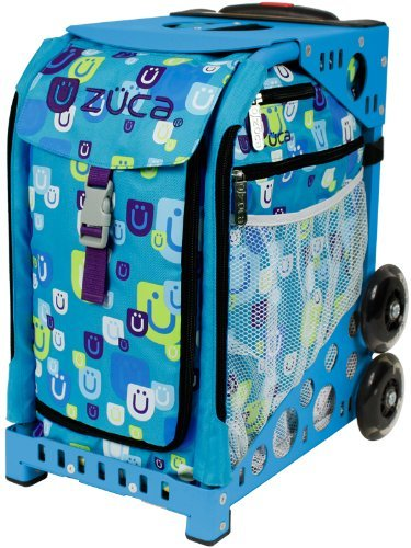 Zuca Bag Be Zappy (Blue Frame) by ZUCA