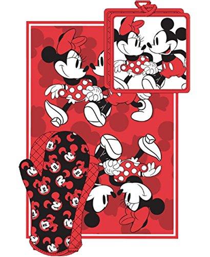Disney Mickey Minnie Kitchen 3 Piece
