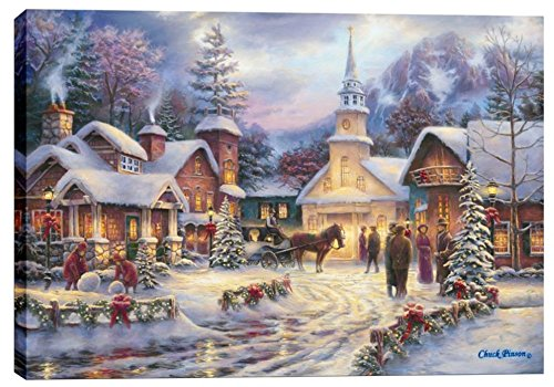 Cortesi Home ''Faith Runs Deep'' by Chuck Pinson, Giclee Canvas Wall Art, 26'' x 40'' by Cortesi Home