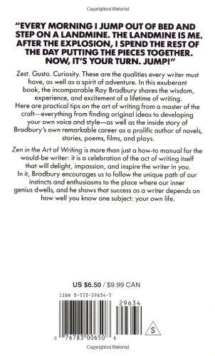 Zen in the Art of Writing: Releasing the Creative Genius Within ...