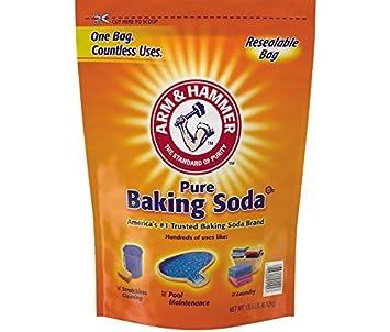 Amazon Com Arm Hammer Baking Soda 13 5 Pound Grocery