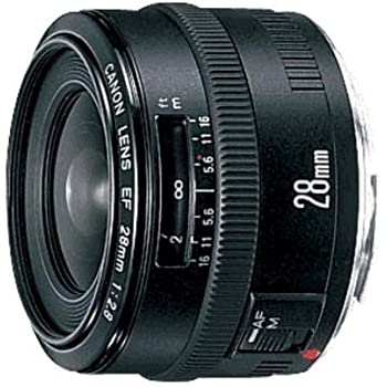 Canon EF 28mm f/2.8 Lens for Canon SLR Cameras (Discontinued by Manufacturer)