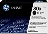 HP 80X (CF280X) Black High Yield Original Toner Cartridge