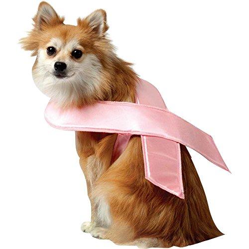 (Morris Costumes Pet Costume Pink Ribbon)