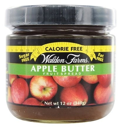 Walden Farms Fruit Spread, Apple Butter - 12 oz (1 unit) (Spread Apple Butter)