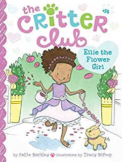 Book Cover: Ellie the Flower Girl