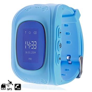 DAM TEKKIWEAR. DMW007BL. Smartwatch GPS Q50 Especial para ...