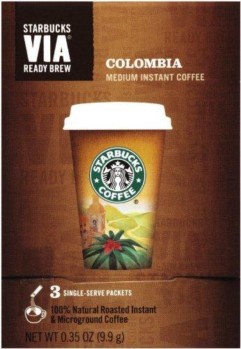 Starbucks VIA Ready Brew Coffee, Colombia