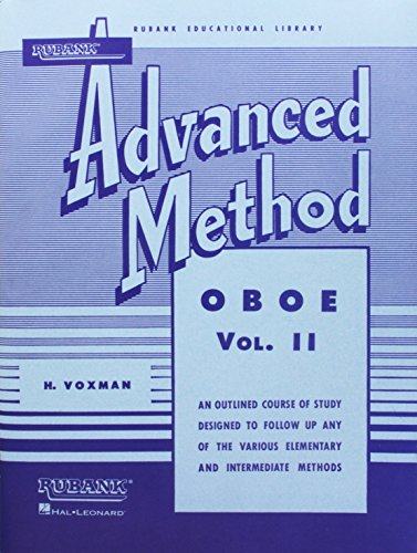 Rubank Advanced Method - Oboe Vol. 2 ()