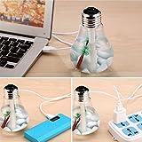 ZYooh Humidifier, Lamp Humidifier Home Aroma LED