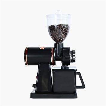 Máquina De Café Automática De Acero Inoxidable Trituradora Ajustable 110-240V Electrodomésticos De Cocina: Amazon.es: Hogar