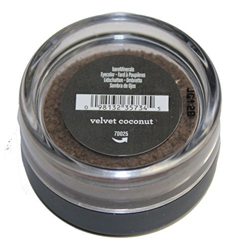 Escentual Coconut - Bare Escentuals bareMinerals Eyecolor (0.57 g) - Velvet Coconut