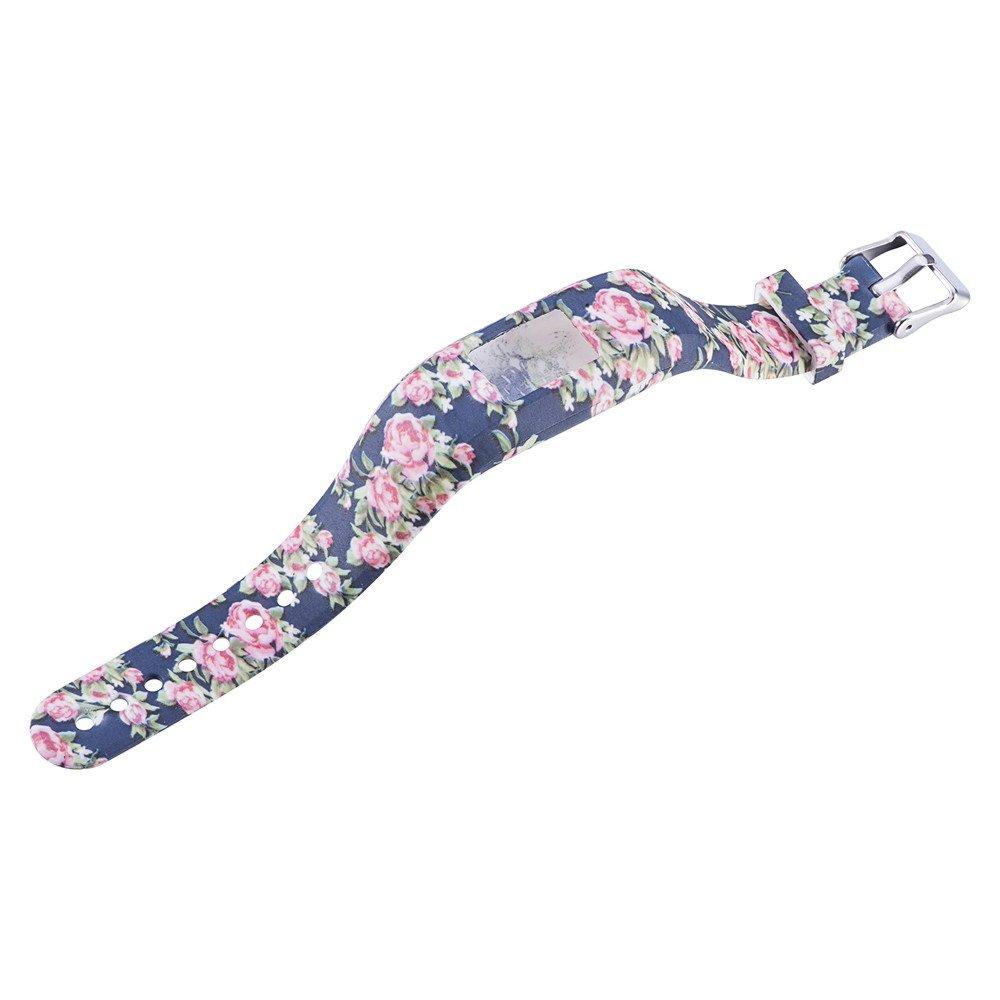 💗 Orcbee 💗 _Replacemet Silicone Watch Band Strap for Garmin VivoFit Jr/Jr 2 Kids